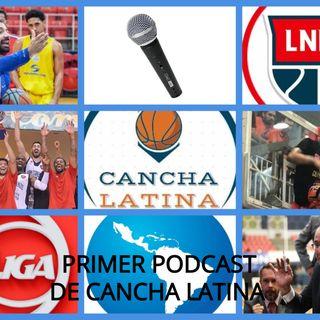 Cancha Latina 1x01 - Estrenamos podcast