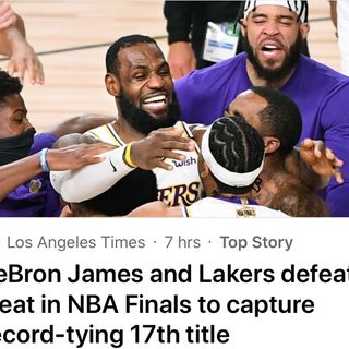 NBA Champions LA Lakers Talk, Debate #3 and NO MORE FACEBOOK?