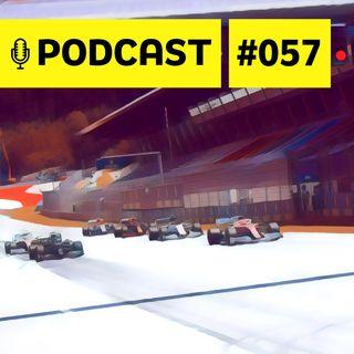 #057 - Bastidores do início da F1 na Áustria e participação de Felipe Drugovich