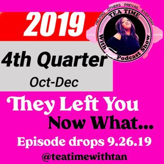 2019 4th  Quarter, It's Just YOU