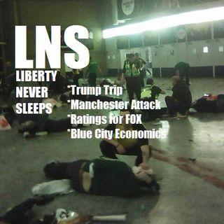 Liberty Never Sleeps 05/23/17 Show