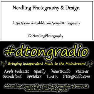 The BEST Indie Music on #dtongradio - Powered by tripography.redbubble.com