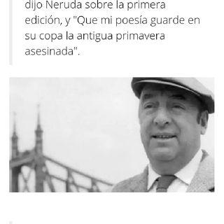 No Culpes A Nadie Poema De Pablo Neruda