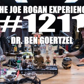 #1211 - Dr. Ben Goertzel