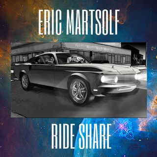 Podcast: Eric Martsolf Ride Share