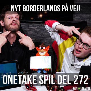 OneTake Spil - del 272