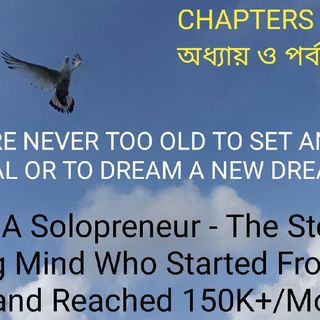 Diary Of A Solopreneur - All Chapters' Names & Topics It Covers