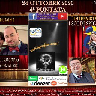 Radiografia Scio' - N.04 del 24-10-2020