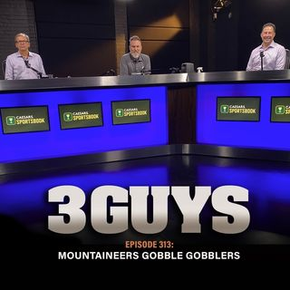 WVU Football - Mountaineers Gobble Gobblers (Episode 313)