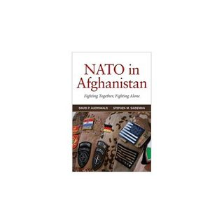 Episode 212: NATO in Afghanistan with Stephen M. Saideman