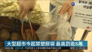 21:52 南韓大型超市 今起全面禁用塑膠袋 ( 2019-01-01 )