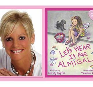 Wendy Kupfer - Let's Hear It For Almigal