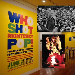 Who Shot Monterey Pop! Photographers Roundtable Podcast