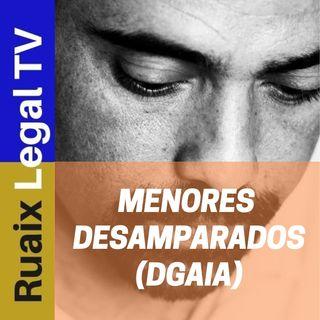Menores Desamparados | Centros de Acogida | CRAE Barcelona | DGAIA | EAIA | Abogado Barcelona