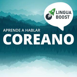 Aprende coreano con LinguaBoost