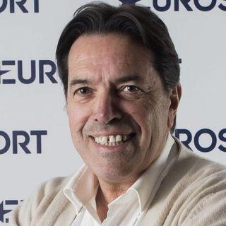 """Podcast - Riccardo Magrini: """"La Jumbo-Visma squadra eccezionale, un onore lavorare per il Team Monti"""""""