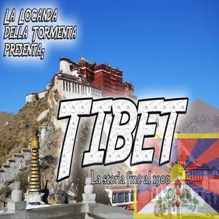 Podcast Storia - Tibet - la storia fino al 1900