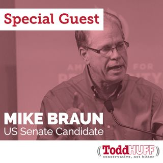 Mike Braun, U.S. Senate Candiate (R-IN)