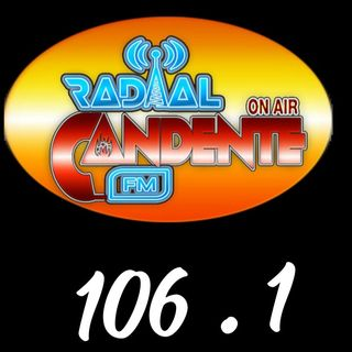 radial candente