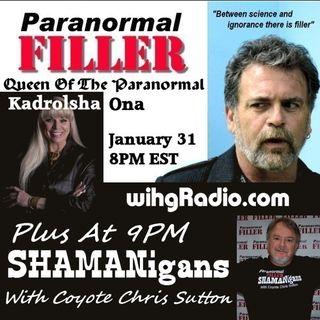 Kadrolsha Ona: Queen of The Paranormal On Filler
