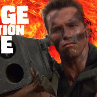 Revenge of the Action Movie - COMMANDO (1985)