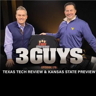 Texas Tech Review and Kansas State Preview with Tony Caridi and Brad Howe
