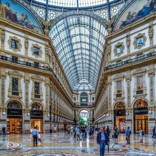 l'Italia riparte: Milano, Bergamo, Roma, Napoli