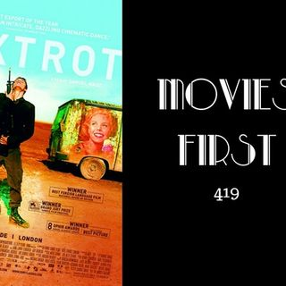419: Foxtrot - Movies First with Alex First