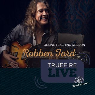 Robben Ford - Uptempo Blues Guitar Lessons, Q&A, and Performances