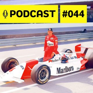 #044 – Emerson Fittipaldi abre o jogo sobre F1, rivais e amigos, como o 'beatle' George Harrison
