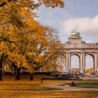 L'automne a Bruxelles