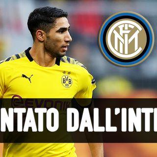"""Calciomercato, bomba dalla Spagna: """"Hakimi apre all'Inter"""""""