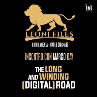 The long and winding (digital) road: incontro con Marco Gay - LeoniFiles