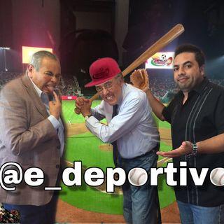 Se les va el tiempo hablando de Puro Beisbol en Espacio Deportivo de la Tarde 11 de Abril 2019
