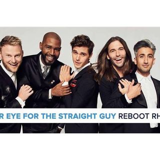 Queer Eye For The Straight Guy | 2018 Reboot RHAPup