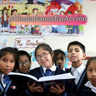 Educación incluyente para la discapacidad