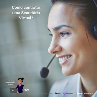 003 Como contratar uma Secretária Virtual?