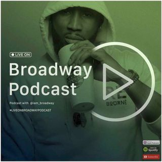 Couple Season PT. 1 - Episode 217 w/@enhancedbynature | #LiveOnBroadwayPodcast