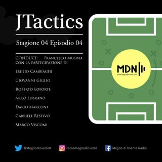 J-TACTICS - La solitudine dei numeri primi (S04 E04)