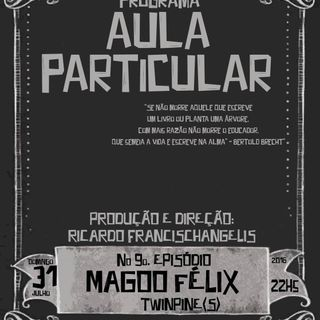 Aula Particular - Temporada 01 - Ep 09 - Magoo Felix (Twinpine(s))