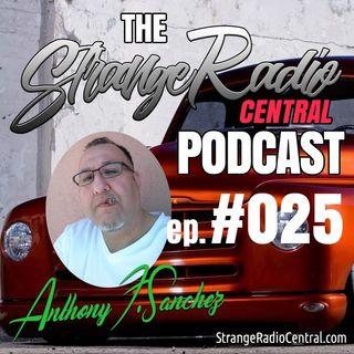 The Strange Radio Central Podcast #025 - Bitcoin, China, Volcanoes, Tsunamis, Climate Change