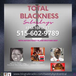Total Blackness Interviews Idol X