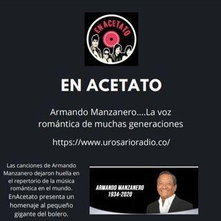 Manzanero: La voz del amor