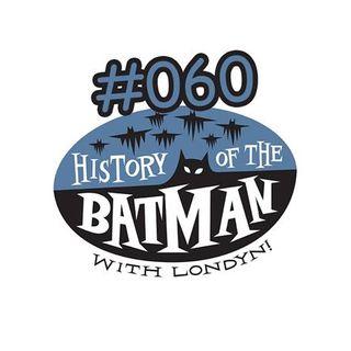 #060: Designing Batman - An Interview with Chip Kidd