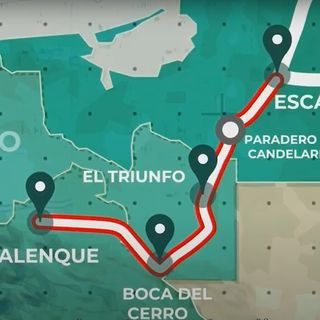 INAH protege zonas arqueológicas por Tren maya