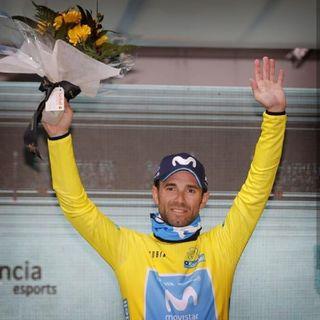 Valverde Vuelve A Ganar Tras Su Caída