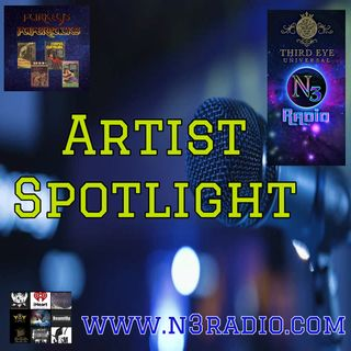 The Artist Spotlight with Robert July 30, 2020 PT 2