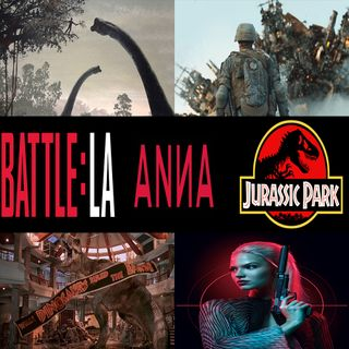 Week 150: (Anna (2019), Battle Los Angeles (2011), Jurassic Park (1993))