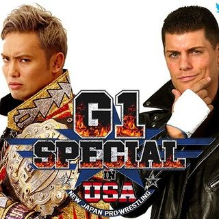 Wrestling 2 the MAX EP 253 Pt 2:  NJPW G1 USA Special Predictions, Impact Wrestling Slammiversary XV Predictions, Netflix GLOW Review