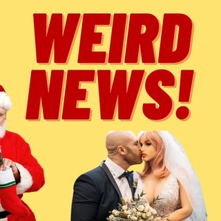 WEIRD NEWS - MAN'S SEX DOLL IN FOR REPAIRS, DRIVEWAY FLAMETHROWER